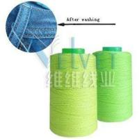 China Cotton wrapped polyester core spun sewing thread on sale