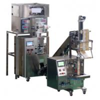 Pyramid Herbal Tea Bag Packing Machine with Second Outside Packaging Manufactures