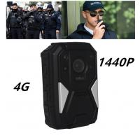 China RECODA M510 1440P 4G Body Camera , bodywear video cameras Wifi GPS long working time on sale