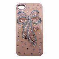 China New Arrival Crystal Case, Suitable for iPhone  on sale