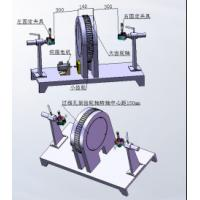 Buy cheap JIS C3005 Section 4.27.1 Bending Test Rotary Testing Machine Three Stations from wholesalers