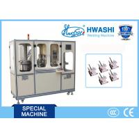 Automatic Assembly and Welding Machine with Vibration Plate Manufactures