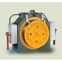 MINI Gearless Traction Machine For Elevators / Lifts Manufactures