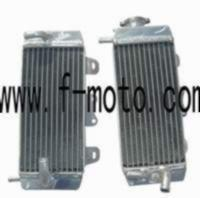 High Performance Racing Motorcycle  Radiator All Aluminum Manufactures