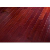UV Paint Treated Solid Wood Flooring Indoor Matte Finish Wood Floors Manufactures