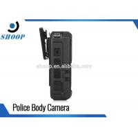 Waterproof Night Vision Body Worn Camera Law Enforcement With Live Streaming Video Manufactures