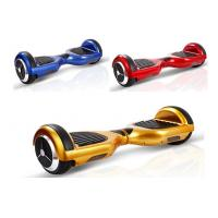 Two Wheeled Hoverboard Two Wheel Self Balancing Scooter CE ROHS Approval Manufactures