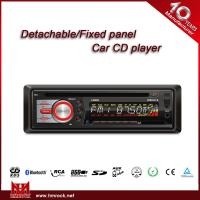 Car CD player with USB/SD card slot & AUX input,single din,CD/CD-R/CD-RW/MP3 player(Model:V-6580M) Manufactures