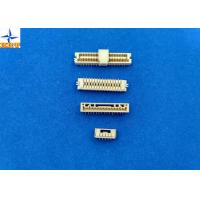 180 degree vertical SMT Wafer Connector with 1.25mm pitch brass pin PCB Connector Manufactures