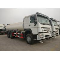 10 Wheels HOWO Water Tanker Truck, Water Tank 14CBM For City Greening Manufactures