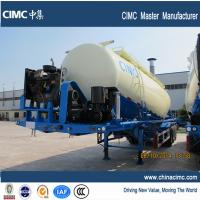 tri-axle cement bulk carrier with 48,000kg capacity sale in Philippines Manufactures