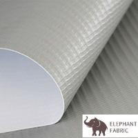 Polypropylene Knitted Woven PP Fabric 0.45mm For Advertising Banner Eco Fabric Manufactures