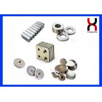 Customized NdFeB Permanent  Magnet , Powerful Industrial Strength Magnets