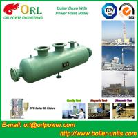 Green environmental protection waste oil boiler mud drum ASME certification manufacturer Manufactures