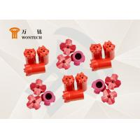 Different Hard Rock Drill Bits , Bench Drilling Rig Bits Fully Carburization Manufactures