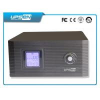 Dc to ac power inverter with battery charger ,24v dc to 220v ac 1000w power inverter Manufactures