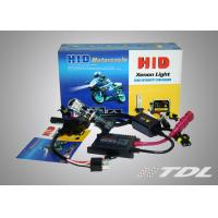 China Automotive, Motorcycle xenon hid conversion kits H6 H / L on sale