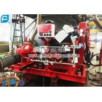 Holland Original DeMaas Diesel Engine For Fire Fighting Pump , FM Approved Manufactures
