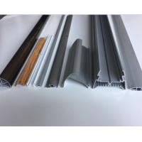 T5 / T6 Temper Aluminum Extrusion Profiles with LED Deep Processing Manufactures