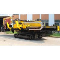DL1200  Hdd Drilling Equipment Pipe Pulling 120T Horizontal Bore Drilling Manufactures