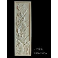 2017 factory sales high strength durable carved sandstone wall panel Manufactures