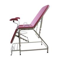 Portable stainless steel folding gynecological examination table for sale Manufactures