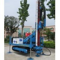 Anchor Drilling Rig Dth Hammer Land Drilling Rigs Machine Piling Foundation Drill MDL-150H Manufactures