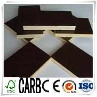 1220X2440X18mm Black Film Faced Construction Plywood Manufactures
