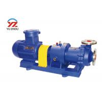 China Centrifugal Chemical Transfer Pump , Stainless Steel Magnetic Pump CQ Series on sale
