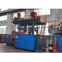 China 500ml PP PE Plastic Extrusion Blow Molding Machine Small Blow Molding Machine on sale