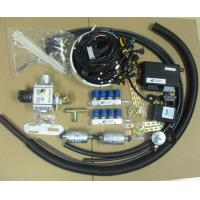 CNG Sequential Injection System Conversion Kits for 6 cylinder Engine Cars