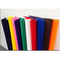Colorful 4MM Neoprene Rubber Pad Fabric , Chloroprene Rubber Neoprene Manufactures
