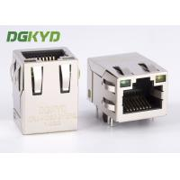 90 Degree Cat 5  Ethernet RJ45 Connector with magnetic for signal transceivers Manufactures
