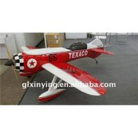 China ARF radio control gas aircraft GeeBee-R3 50CC on sale