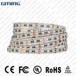 China 16.4ft 5M SMD 3528 12V LED Strip Lights Nowaterproof Double Color 120 LEDs / M on sale