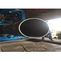 Large Diameter Welded Steel Pipes Q235B Grade St37 Carbon Steel Tube Manufactures