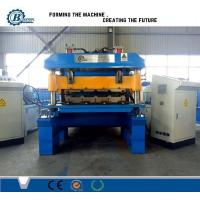 Construction Building Material Metal Steel Roof Tile Roll Forming Machine Manufactures