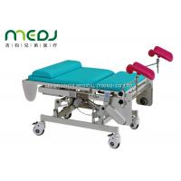 Automatic GYN Gynecological Examination Couch Obstetric Table Adjustable Height Manufactures