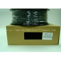 Quality Conductive electricity 3d Printer Filament , 3d printing abs filament for Cubify for sale