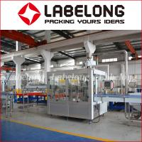 China RCF-W24-24-8 Liquid Bottling Machine For PET Bottle Of All Volumes And Shapes on sale