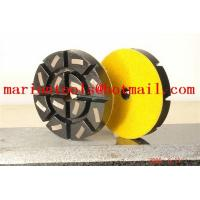 Diamond Metal Polishing Pad - Concrete Grinding Manufactures