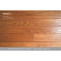 German Antique Wood Flooring 18 mm E0 for School / Market Environmental Manufactures
