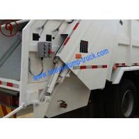HOWO Steyr 6x4 Compressible Waste Management Garbage Truck Hydraulic Arm System Manufactures