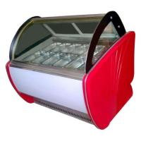 1500mm Back Door Ice Cream Showcase Freezer 480L Capacity Auto Defrost Type Manufactures