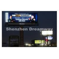 8500 nits P16 Outdoor LED Digital Billboard 1024mm x 1024 mm IP65 LED Cabinet Manufactures