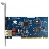 TE110P E1/T1 Card ISDN PRI PCI Card for Call Center Manufactures