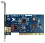 TE110P E1/T1 Card ISDN PRI PCI Card for Call Center Manufactures