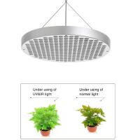 150 Watt Round UFO LED Grow Lights For Greenhouse , 50~60Hz Frequency Manufactures