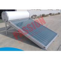 Compact Pressure Solar Water Heater 150 Liter Anode Oxidation Coating Manufactures