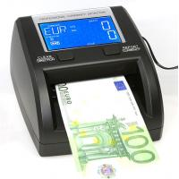 AUD IR UV Counterfeit Money Detector , 220V / 50Hz Fake Currency Detectors Manufactures